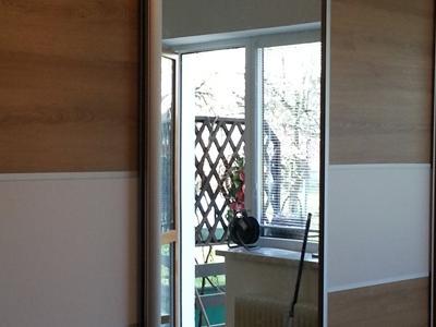 Posuvné dvere zrkadlo 4